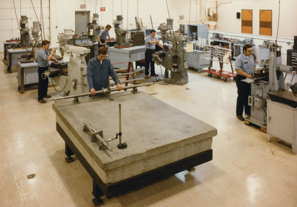 milling department